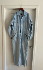 Rare Vintage Men's Gap Fashion Denim Workwear Coveralls Flight Suit Xl