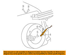 TOYOTA OEM 07-14 FJ Cruiser Wiper-Rear Window Arm 8524135051