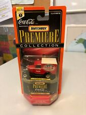 Matchbox Premiere Collection Coca Cola Model A Ford Delivery Truck