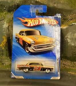 Hot Wheels - '57 Chevy Bel Air - Edelbrock No.23 - Sealed