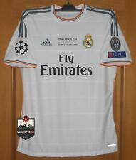 Maglia Real Madrid Finale Champions League 2014 - Calcio Retro Vintage Ronaldo