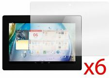 "6x protection d'écran pour Lenovo IdeaTab S6000 10,1"" LCD Hellfire Trading"