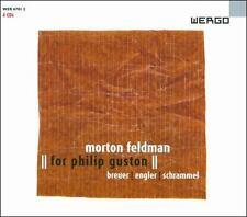 Morton Feldman: For Philip Guston (CD, Jul-2008, 4 Discs, Wergo)