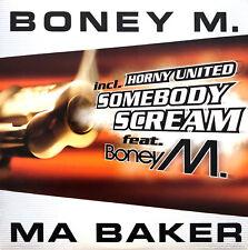 Boney M. vs. Sash! Incl. Horny United Feat. Boney M. CD Single Ma Baker - Germa