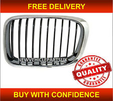 BMW 3 E46 SALOON/TOURING 1998-2001 KIDNEY GRILLE LEFT (FITS COMPACT 2001-2004)
