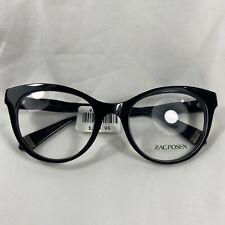 Zac Posen Zaida BM 51[]20-135 Eyeglasses Frames