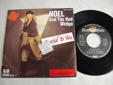 """NOEL AND THE RED WEDGE  Special To You  SP 7"""""""
