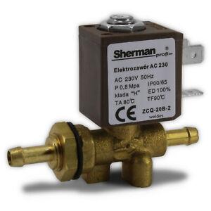 Gas Magnetventil ZCQ 20-B2 AC 230V für MIG/MAG WIG/TIG Schweißmaschinen