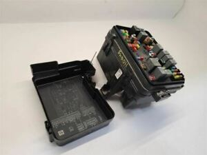 12 2012 CHEVROLET EQUINOX Fuse Box Engine Federal Emissions Opt NT7