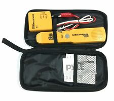 Pyle Telephone Wire Cable Tester With Sender And Receiver Testing Continuity
