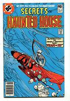 Secrets Of Haunted House  #16 VF Fear Of 13  DC Comics CBX1K