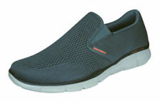 Skechers Solid Loafers Casual Shoes for Men