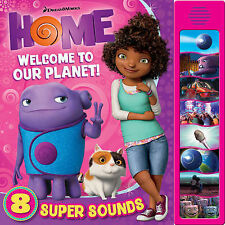 DreamWorks Home Super Sounds: Welcome to our Planet,Igloo Books,New Book mon0000