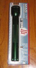 MAGLITE 3-D Cell Flashlight, Green Krypton Mag Lite Maglight Mag-lite 3 D Cell