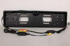 Telecamera di retromarcia a colori 170° PORTATARGA Wireles WiFi senza fili