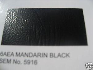 Vinyl Leather Plasitc Interior Trim AEROSOL spray paint Black car, upholstrey