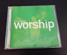 CD ALBUM - ENCOUNTER WORSHIP - VOLUME 01
