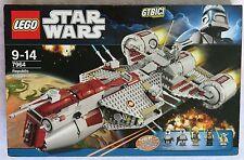 LEGO STAR WARS  REPUBLIC FRIGATE  Ref 7964  NUEVO A ESTRENAR