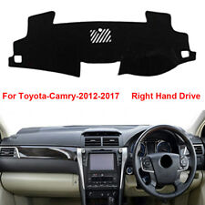 Right Hand Drive's Car Dashboard Cover Dash Mat Fit for Toyota Camry 2012-2017