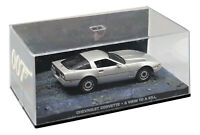 James Bond 007 Chevrolet Corvette View to Kill 1/43 Eaglemoss