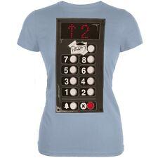 Atticus x Forever The Sickest Kids - Collab Blue Juniors T-Shirt