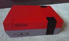 "Nintendo NES Sticker Decal Logo Super SNES - RED, WHITE, or BLACK 2"" 4"" 6"" 8"""