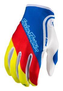 Troy Lee Designs 2017 XC Gloves Corsa Blue Adult Size L