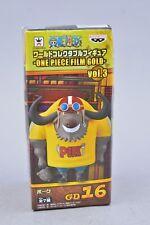 Banpresto One Piece World Collectible WCF Film Gold Pork GD16 Authentic