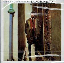 CD -  THE WHO - Quadrophenia