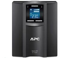 APC SMC1500I SMART-UPS C 1500VA 900W TOWER LCD 230V UPS