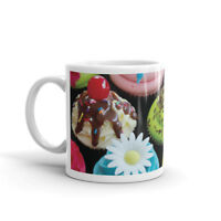 Colourful Cupcakes Cupcake Cake Chocolate High Quality 10oz Coffee Tea Mug #8111