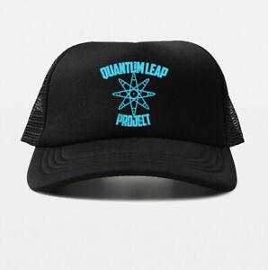 Quantum Leap Project Inspired Trucker Hat Retro 80s 90s TV Show Snapback Cap