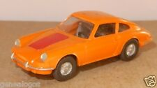 MICRO WIKING HO 1/87 PORSCHE 911 naranja (pic nic) bis