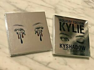 BNIB Kylie Cosmetics Holiday Edition - The Holiday 2016 Palette 100% Authentic