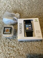 BRAND NEW/SEALED Apple iPod Nano 6th Generation - Silver - 8GB Watch Band Combo