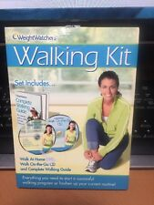 Weight Watchers Walking 2 set DVD at home  or outside no booklet included