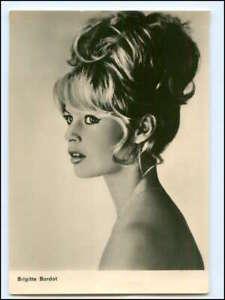 XX13471/ Brigitte Bardot  VEB Progress Foto Karte 1965