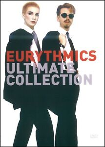 EURYTHMICS - ULTIMATE COLLECTION All Region PAL DVD ~GREATEST HITS~BEST OF *NEW*