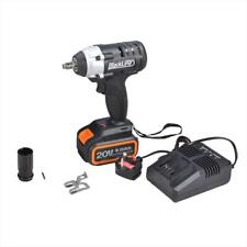 Cordless Impact Wrench 320Nm 3/8 Drive 20v 4Ah Lithium Ion Battery + Charger