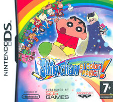 Shin Chan E I Colori Magici Nintendo DS IT IMPORT 505 GAMES