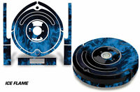 Skin Decal Wrap For iRobot Roomba 500/600 Series Vacuum Stickers Kit  ICEFLAME
