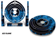 Skin Decal Wrap For iRobot Roomba 650/655 Vacuum Stickers Accessory Kit ICEFLAME