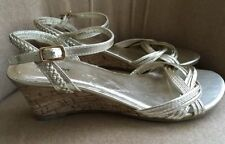 Marks and Spencer Women's Strappy Mid Heel (1.5-3 in.) Sandals & Beach Shoes