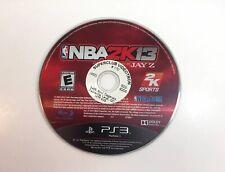 NBA 2K13 (Sony PlayStation 3, 2012)