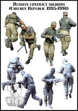 Evolution Miniature 1:35 Russian Contract Soldiers Chechen Republic 95-96 35060*