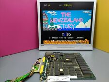 THE NEWZEALAND STORY by TAITO, Arcade Jamma PCB, MADE IN JAPAN, 1988
