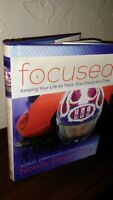 """Noelle Picus-Pace Signed Book! """"Focused"""""""