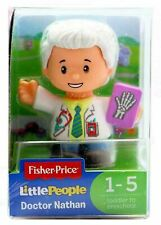 Fisher-Price Petit Gens Docteur Nathan Figurine
