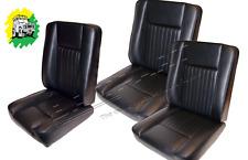 Land Rover Series 2 3 S111 Set of Deluxe Seats 6 Pieces DA4298