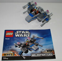 Lego Star Wars 75125  with instructions - no box